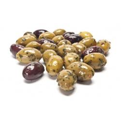 olive condite nere e verdi prodotto italiano consegna a domicilio gratuita Vienna