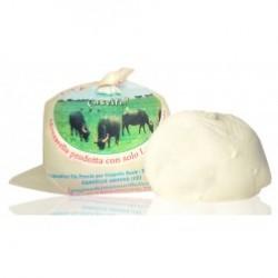 Mozzarella di bufala campana gr.500