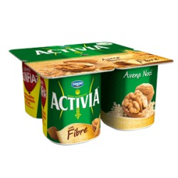 Yogurt italiano Activia Danone vari gusti gr. 125 x 4 cf