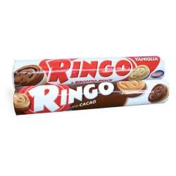 Ringo Pavesi Biscotto Snack italiano Vaniglia Cacao
