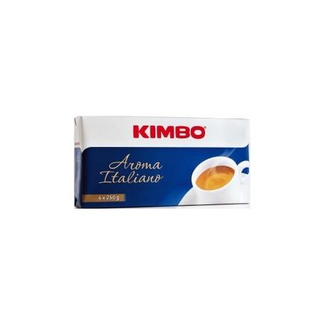 Kimbo Aroma Napoli 4 x 250 g.