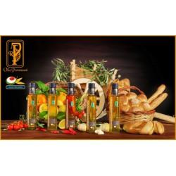 Olio EVO Aromatizzato peperoncino limoncello tartufo consegna a domicilio gratuita Linz Salisburgo graz vienna Bratislava
