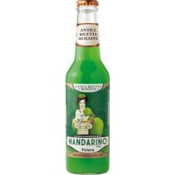 Bibita al Mandarino Verde di Sicilia Antica Ricetta Siciliana 27,5 cl.