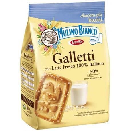 Biscotti Galletti mulino Bianco gr. 800 no Lievito