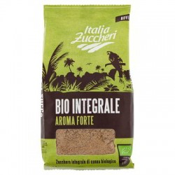 Zucchero Integrale di Canna Biologico Aroma Forte