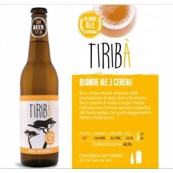 Imbeerita Birra Artigianale italiana Triba' consegna gratuita info@thegoodofitaly.com