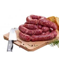 Salsiccia Fresca napoletana vari gusti